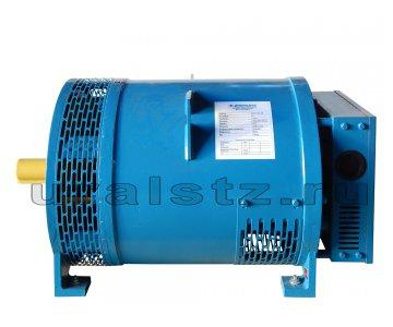 фото: УСТ ГБС-38   Генератор  c торцевой коробкой вводов (38кВА) (аналог EG 202.7)