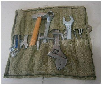 фото: УСТ-4  Набор инструментов (сумка 22 поз.)