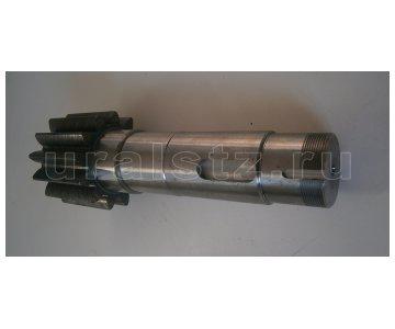 фото: M1009725R1 Вал-шестерня редуктора поворота колонны