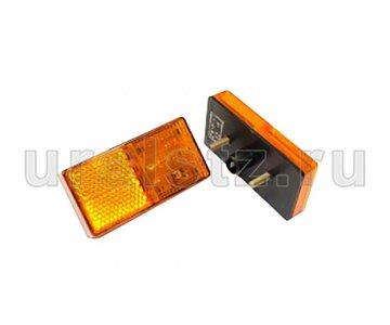 На изображении - деталь 431.3731-01  Фонарь боковой габаритный (светодиод маркерн.) 24В