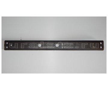 На изображении - деталь 4320Х-1801008-10  Кронштейн подвески Р/К правый, (завод)