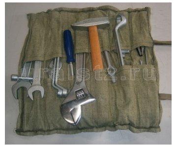 фото: УСТ-5  Набор инструментов (сумка 19 поз.)