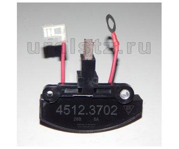 фото: 4512.3771.060  Регулятор напряжения (4512.3702) (генератор 4512.3771-10, 28в, 80А)