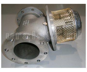 фото: ДУ 100-Т  Клапан донный трех сторонний