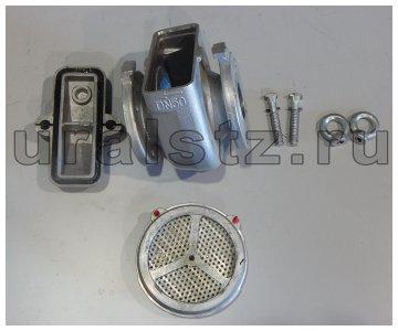 На изображении - деталь 545300.00.27.100  Фильтр сетчатый Ду80 DN-80
