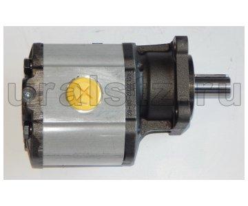 На изображении - деталь  QM2-61B  Гидронасос QM2-61B-I01V16  (КМУ ИТ-180)