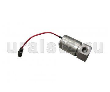 На изображении - деталь 1102.3741  Клапан электромагнитный топливный ЭФУ,