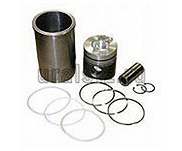 фото: 238НБ-1004005-А4  Гильза(ЯМ),поршень,поршн и уплот кольца