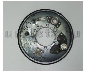 На изображении - деталь 4320-3507005-01  Щит стояночного тормоза, (завод)