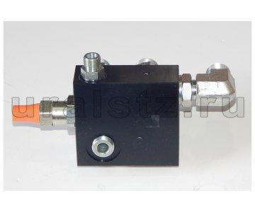 На изображении - деталь UV495-330  Клапан удержания груза,