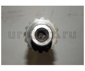 На изображении - деталь 4320ЯМ-1802025-20  Вал первичный р/к  (завод)