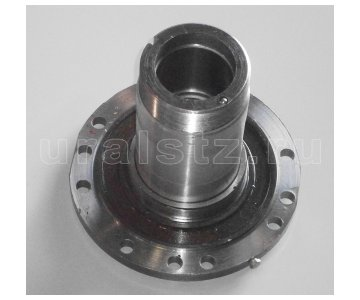 На изображении - деталь 55571-2304080-10  Цапфа поворотная в сб, (завод)