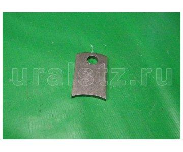 На изображении - деталь 375-2902453  Вкладыш боковой, (завод)