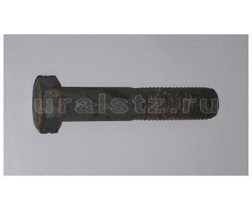 На изображении - деталь 332905 П  Болт М20x100, (завод)