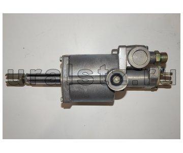 На изображении - деталь 6361ЯХ-1602410  Пневмогидроусилитель сцепления, (н/о, без шланга) (завод)