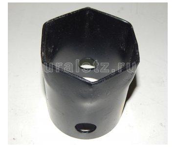 На изображении - деталь Ключ ступичный торцовый  80 мм. 6 граней