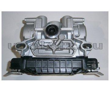 На изображении - деталь 4005000810  Блок ABS АБС VCS2 прицепа c модуляторами