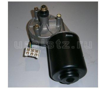 На изображении - деталь 16.3730  Моторедуктор стеклоочистителя ан.272.5205-100