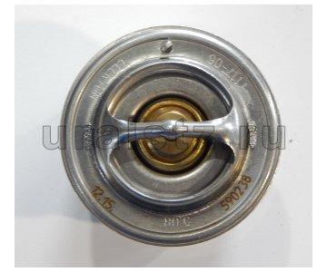 На изображении - деталь ТС 107-1306100-06  Термостат ЯМЗ(236,238,240,6565) закрытый
