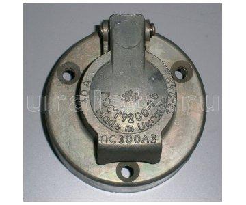 фото: ПС 300А3-100  Разъемы электрические (розетка),