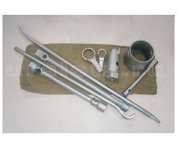 фото: УСТ-2  Набор инструментов (сумка 10 поз.)