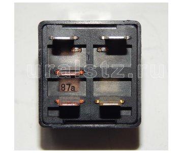 На изображении - деталь 738.3747-20  Реле стартера (нового образца),