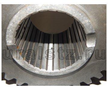 На изображении - деталь 4320ЯМ-1802036-10  Шестерня высшей передачи (завод)