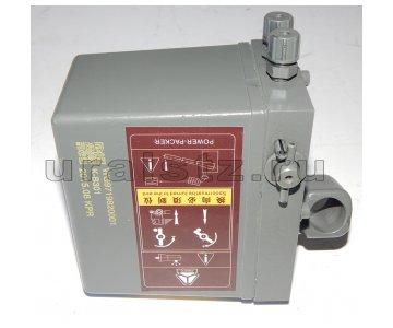 На изображении - деталь DHP2-111091 R  Насос механизма опрокидывания кабиныEV A (9945 8304EZ)