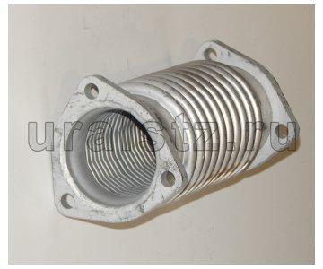 На изображении - деталь 238НБ-1008088  Сильфон газопровода в сборе ЯМЗ 238-А