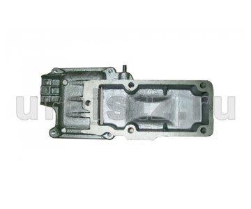На изображении - деталь 236-1002255-В4  Крышка верхняя (под компрессор)