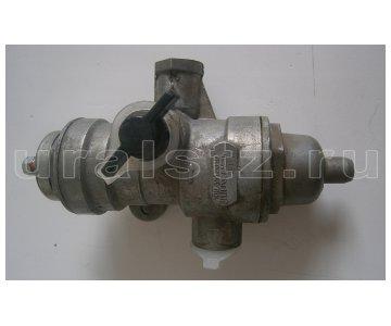 На изображении - деталь 100-3512010  Регулятор давления, РААЗ (завод)