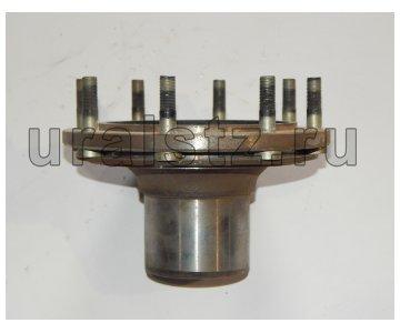 На изображении - деталь 375-1802211-03  Фланец задний, (завод)