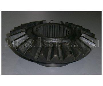 На изображении - деталь 375-2403050-20  Шестерня полуоси, (завод)
