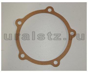На изображении - деталь 375-2402043  Прокладка крышки, (завод)