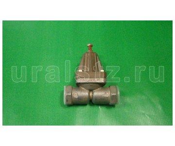 На изображении - деталь 100-3515010  Клапан защитный одинарный ПААЗ, (завод)