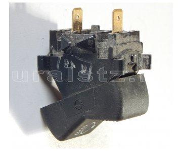 На изображении - деталь ВК 343-01.06  Выключатель поворотного фара-искателя,