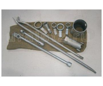 фото: УСТ-3  Набор инструментов (сумка 12 поз.)