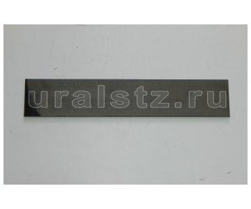 На изображении - деталь PNR-122  Лопасть для насоса JUROP  (текстопласт)