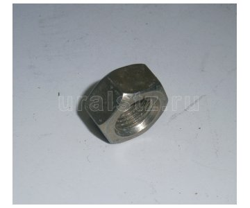 На изображении - деталь 250515 П29  Гайка М12х1,5-6Н, (завод)