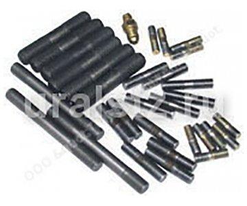 фото: 236-1003001-01  Комплект шпилек (31шт.) головки цилиндров