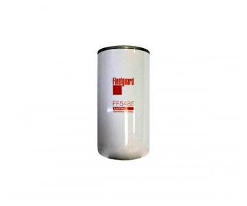 На изображении - деталь FF5485  Фильтр топливный (FG, аналог Fleetguard FF5485)